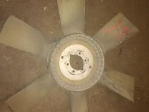Cummins Big Cam Fan Parts | TPI