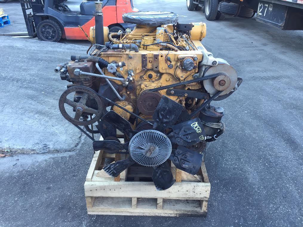 Caterpillar 3208 TURBO (Stock #002809) | Engine Assys | TPI