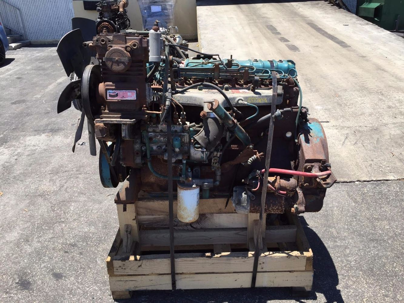 International Dt Engine Assys Llcqzju Si F
