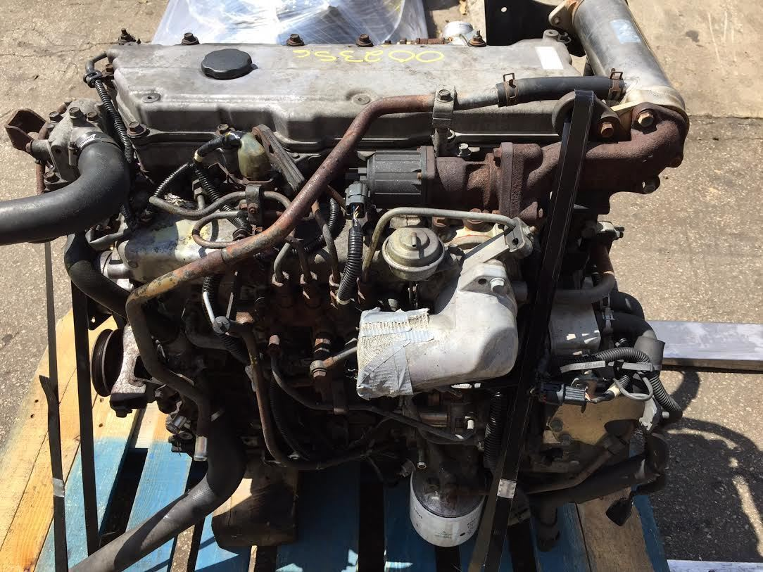 2006 Isuzu 4hk1 Tc Stock 002356 Engine Assys Tpi