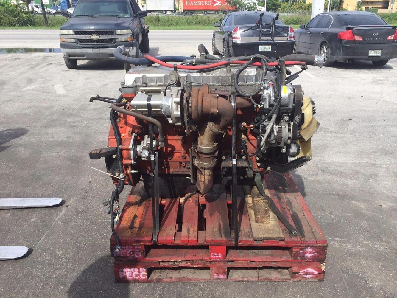 Isuzu 6hk1x  Stock  003036