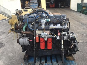 mack e7 350 engine assy parts tpi