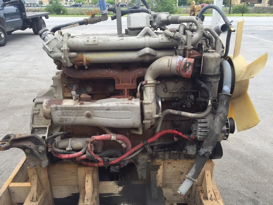 Mercedes om906la stock 002458 engine assys tpi for Mercedes benz diesel truck engines