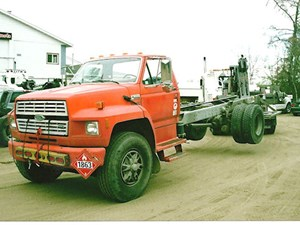 1989 Ford F800 Doors (Stock #2600-FORD-20) Part Image & Ford F800 Door Parts | TPI Pezcame.Com