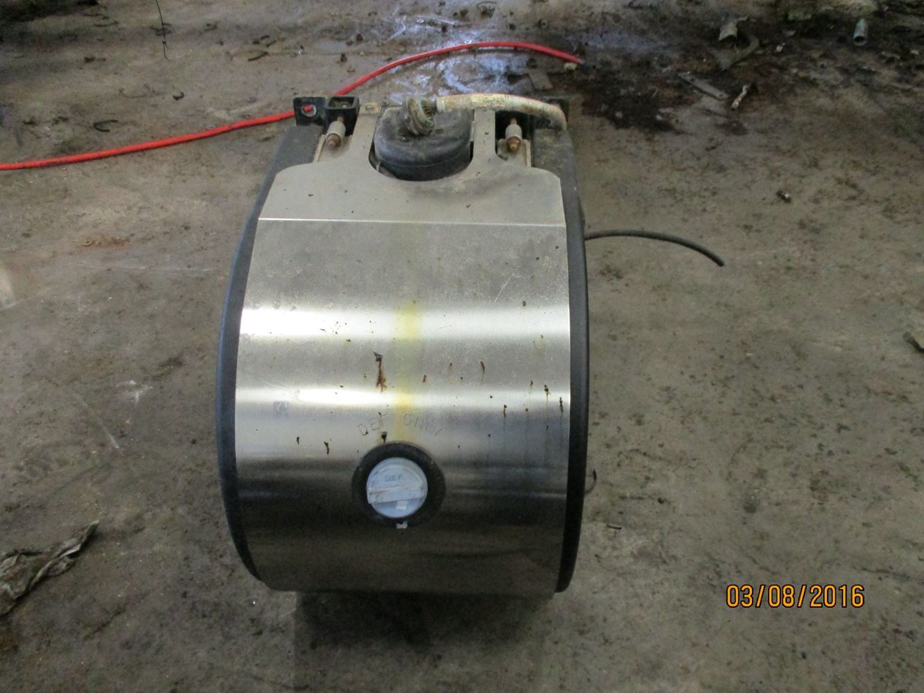 2012 Kenworth T800 Stock MT 1064 DEF Tanks TPI