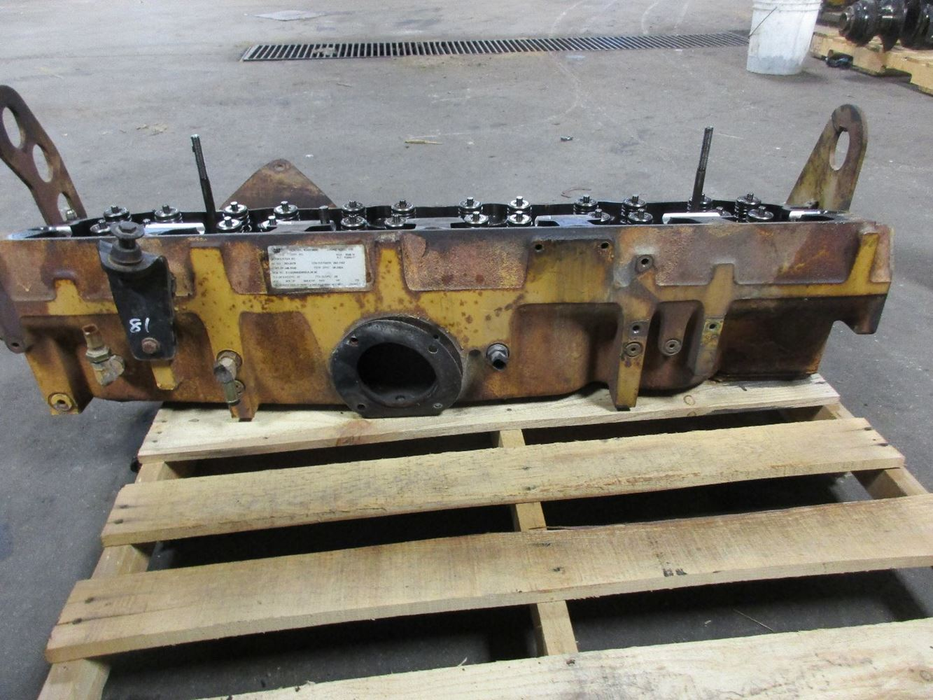 2007 Caterpillar C15 (Stock #21402180)