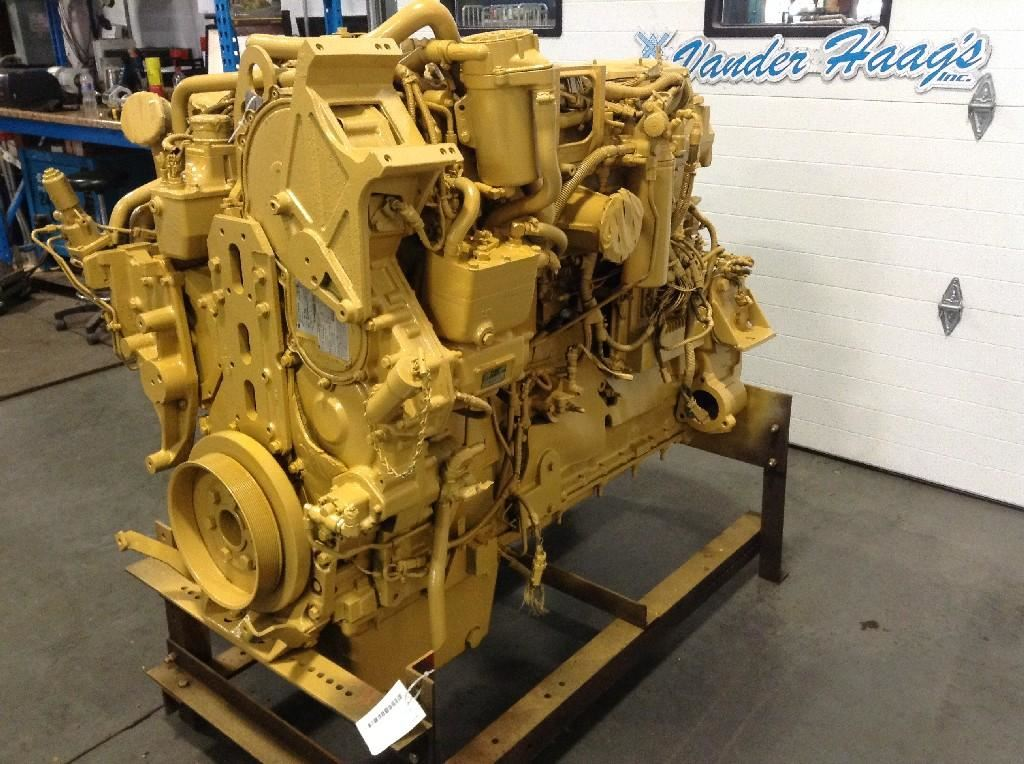 2009 Cat C15 Stock 24445573 Engine Assys Tpi