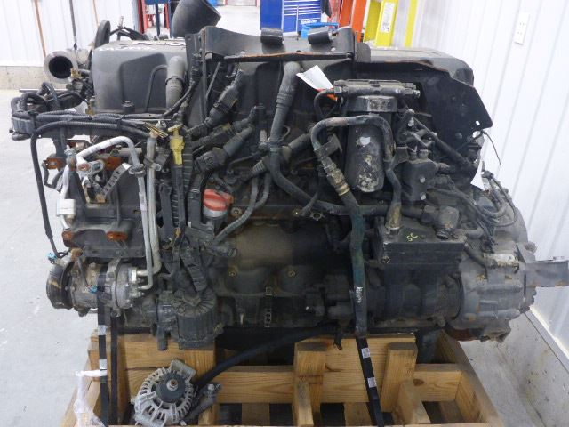 2013 PACCAR MX-13 (Stock #P-mx10)   Engine ys   TPI