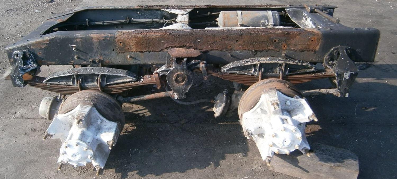 1986 Freightliner rear cutoff
