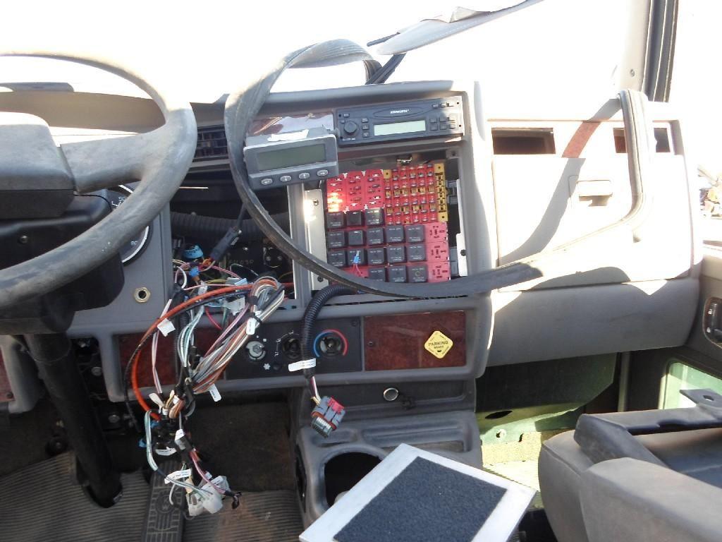 2007 Kenworth T300 Stock 137921 Interior Mic Parts Tpi