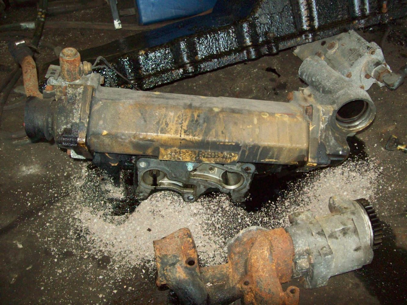 Ontario Truck Parts >> 2006 Caterpillar C13 (Stock #21113188) | Oil Coolers | TPI