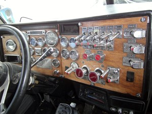 Interior mic parts mid america truck parts - Peterbilt 379 interior accessories ...