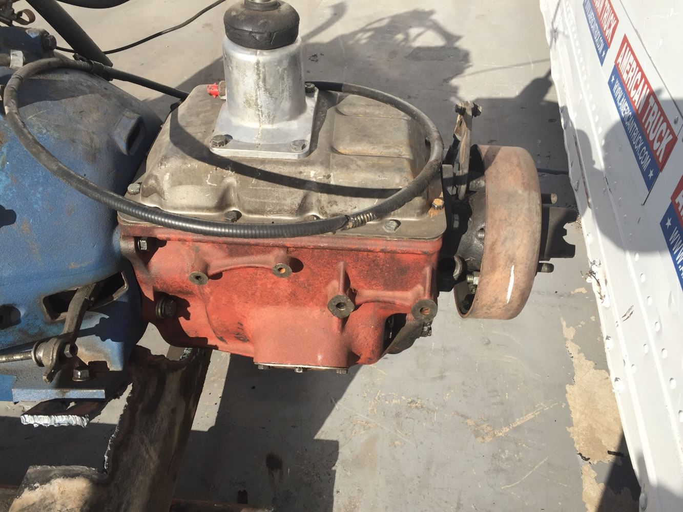 Used Parts for 1972 Ford OTHER for sale-58978909