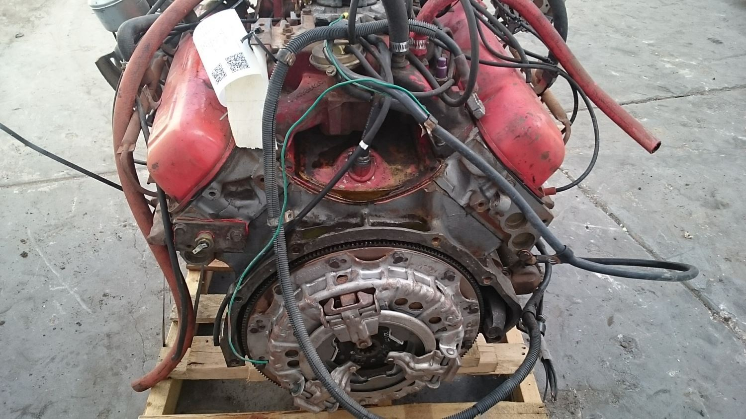Used Parts for 1980 INTERNATIONAL 1724 for sale-58978013