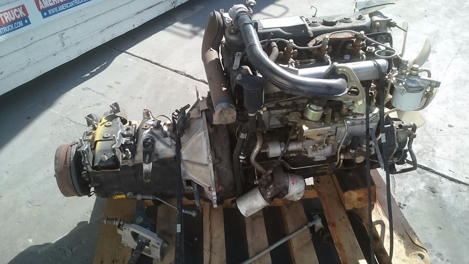 Used Parts for 1987 ISUZU NPR for sale-59041482