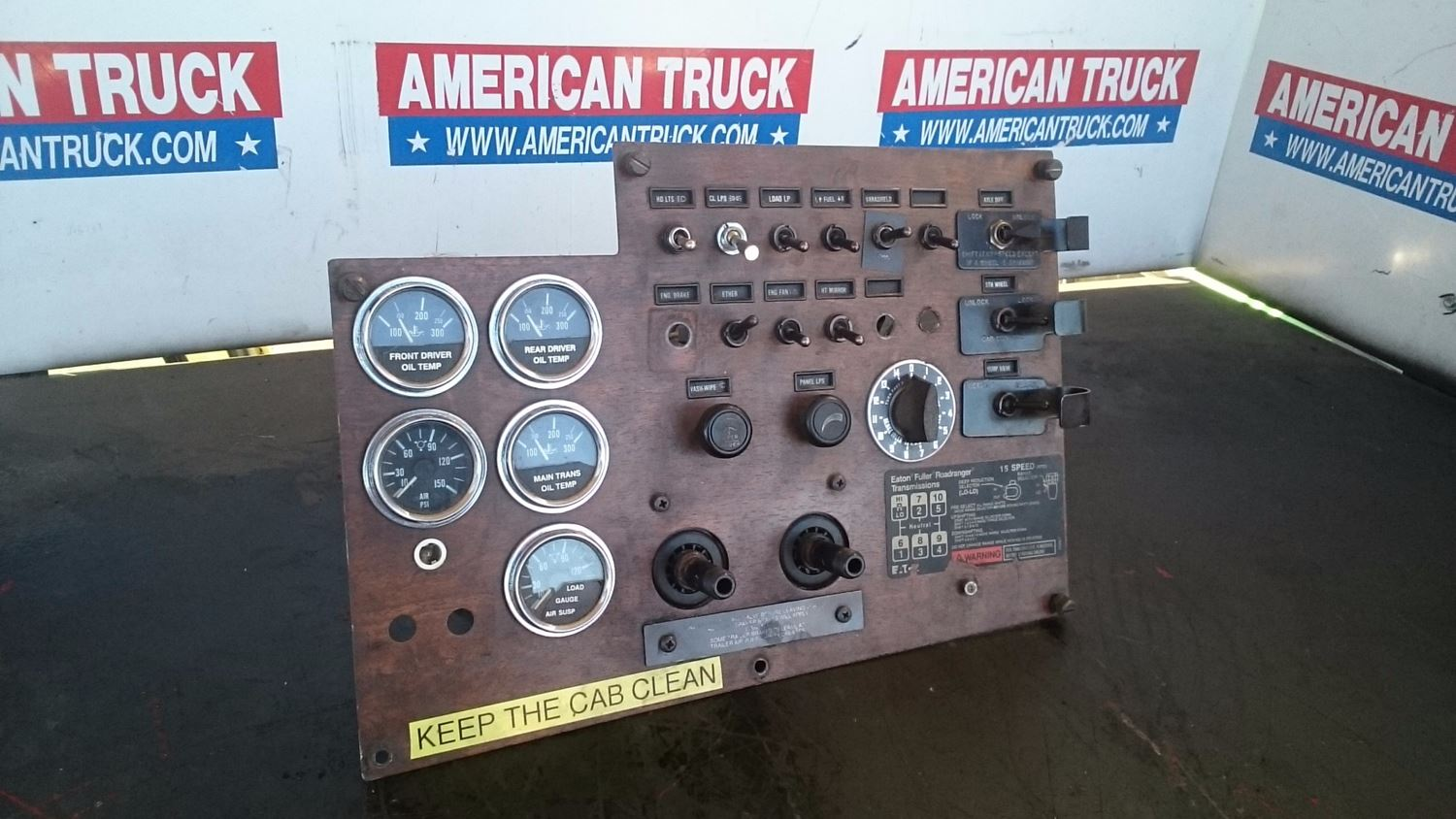 Used Parts for 1989 PETERBILT 377 for sale-59041798