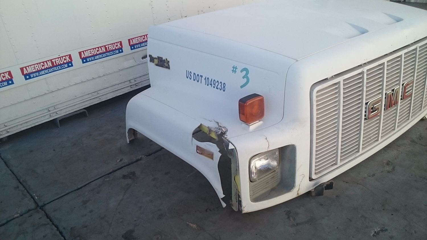 Used Parts for 1990 GMC TOPKICK for sale-59042047