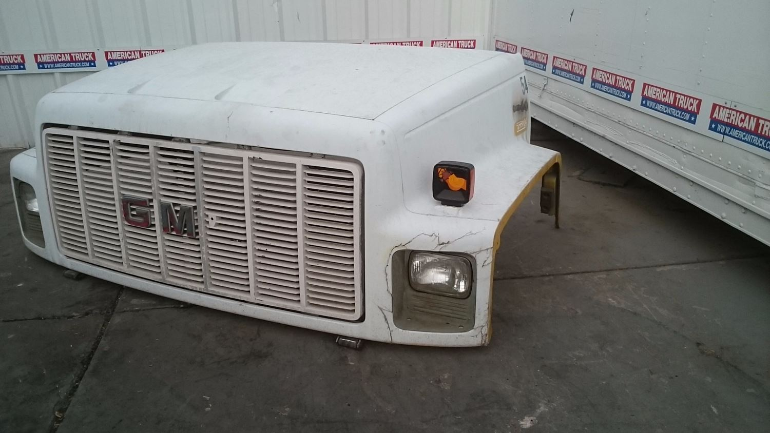 Used Parts for 1991 GMC TOPKICK for sale-59041485