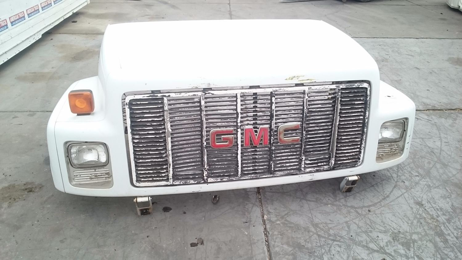 Used Parts for 1992 GMC TOPKICK for sale-59044154