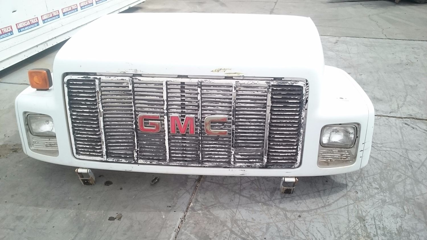 Used Parts for 1992 GMC TOPKICK for sale-58980573