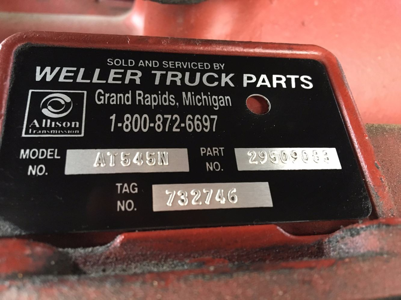 Used Parts for 1995 GMC TOPKICK for sale-59043465