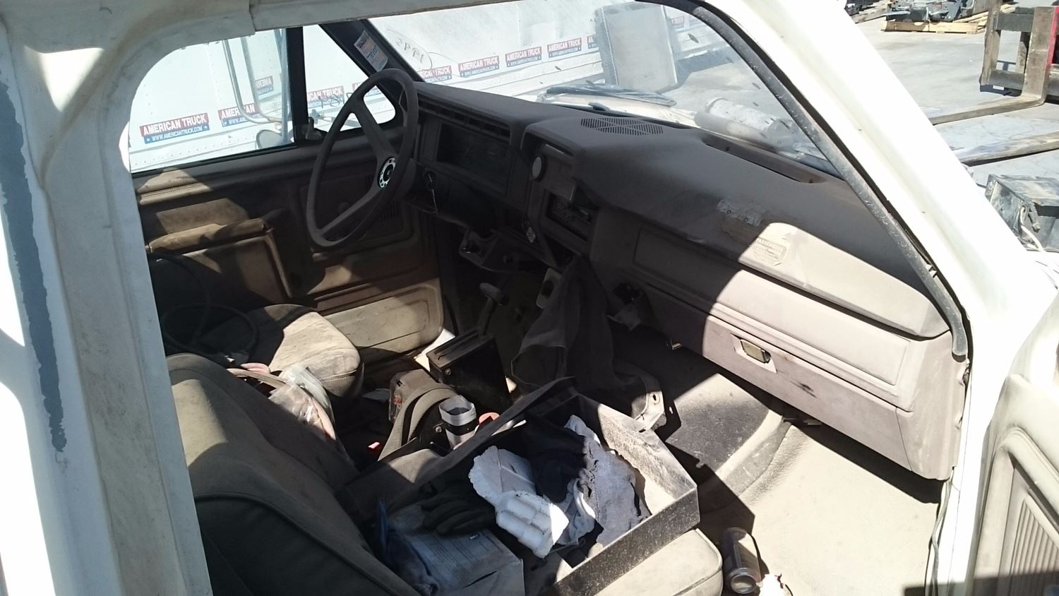 Used Parts for 1995 Ford F800 for sale-59042796