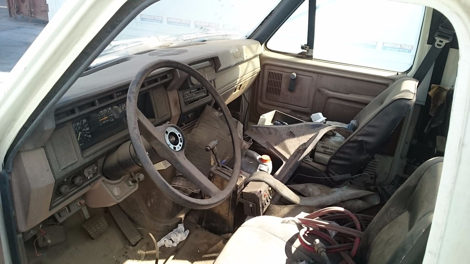 Used Parts for 1995 Ford F800 for sale-58979180