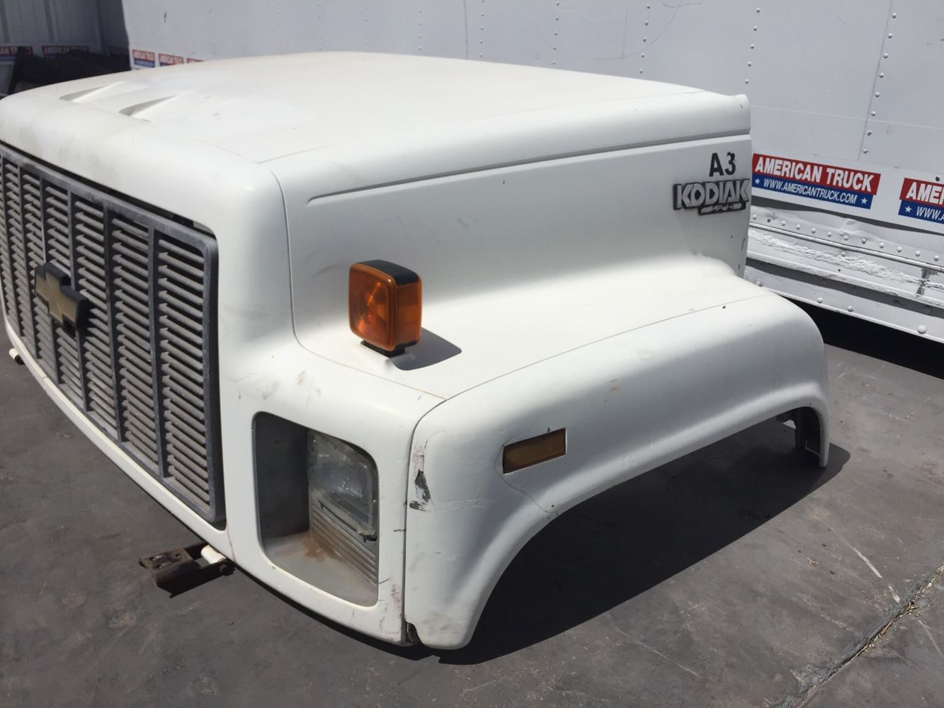 Used Parts for 1995 GMC TOPKICK for sale-59042734