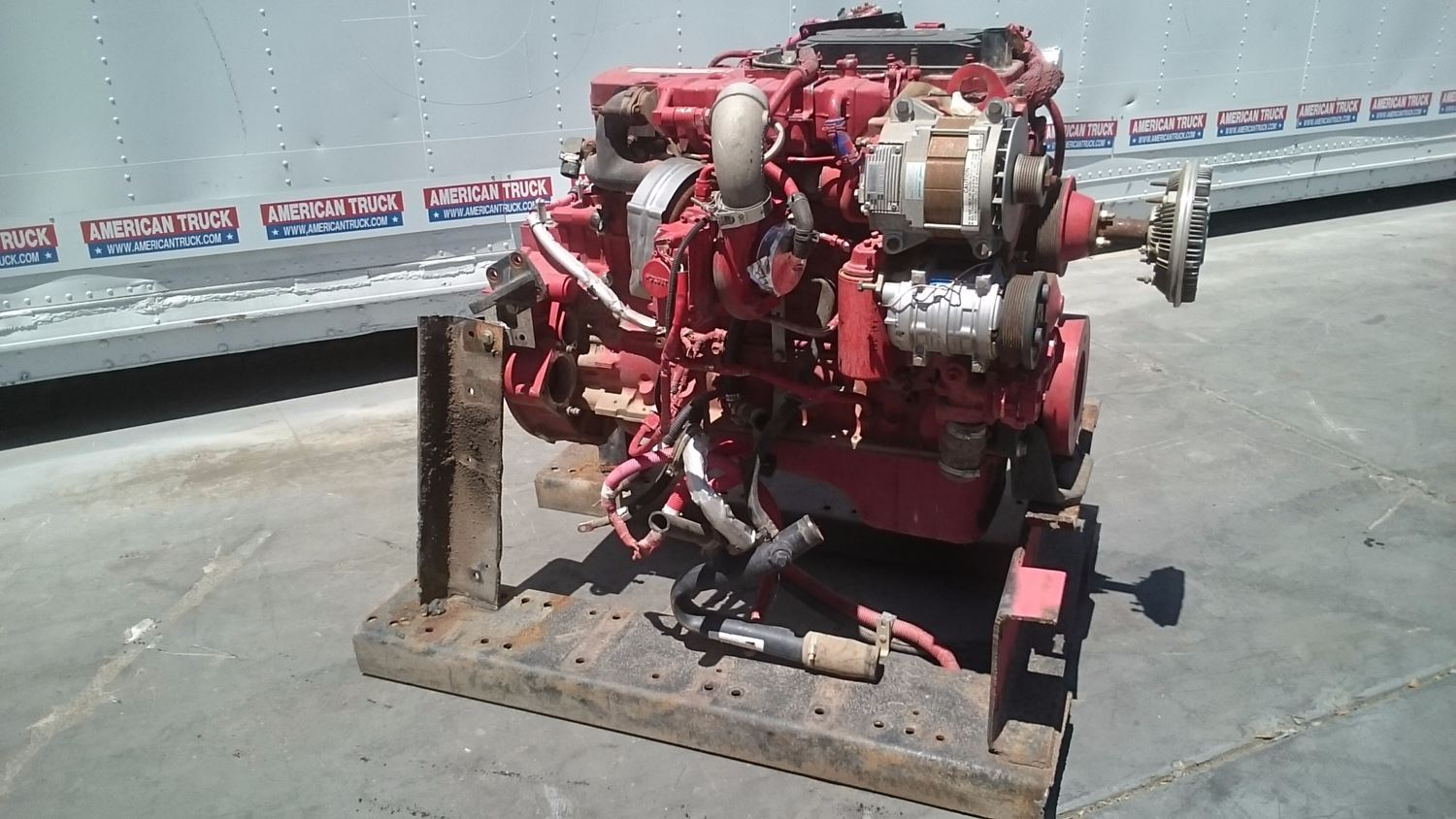Used Parts for 1996 Ford F700 for sale-58977740