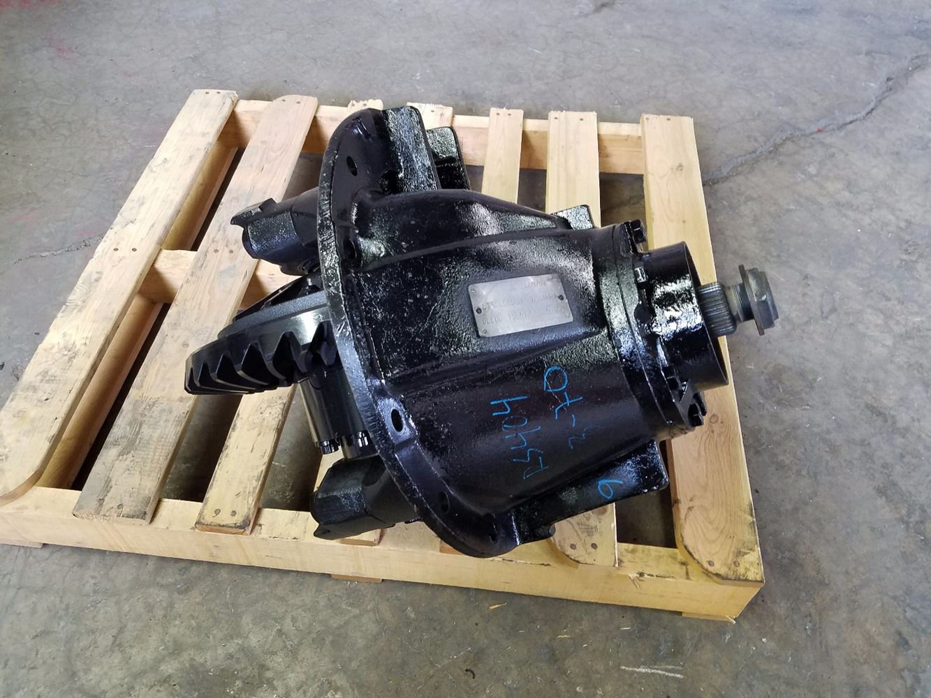 Used Parts for 1996 VOLVO WIA AREO SERIES for sale-58980166