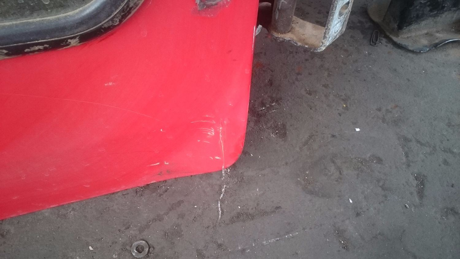 Used Parts for 1996 VOLVO WIA AREO SERIES for sale-58980465