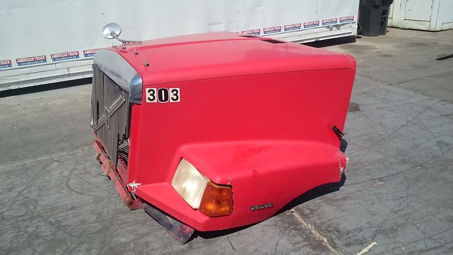 Used Parts for 1996 VOLVO WIA AREO SERIES for sale-59043855