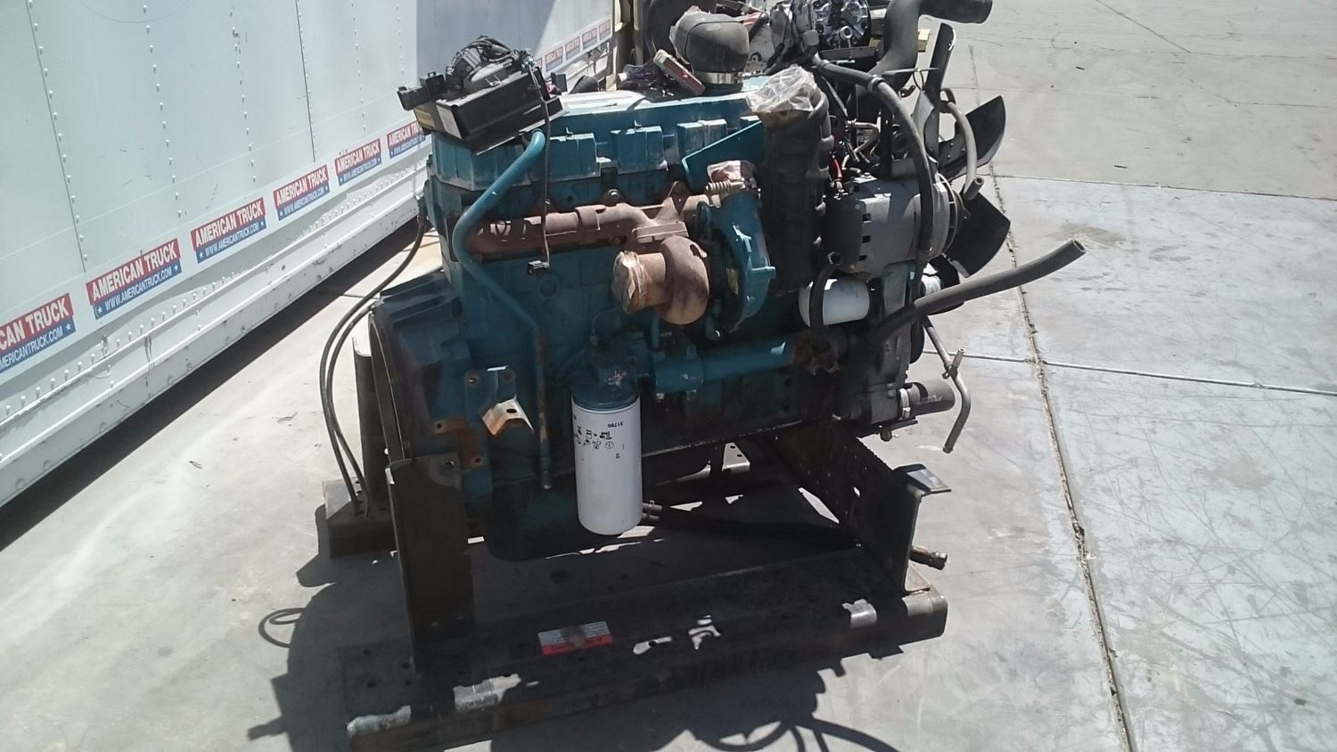 Used Parts for 1997 INTERNATIONAL 4700 for sale-59042366