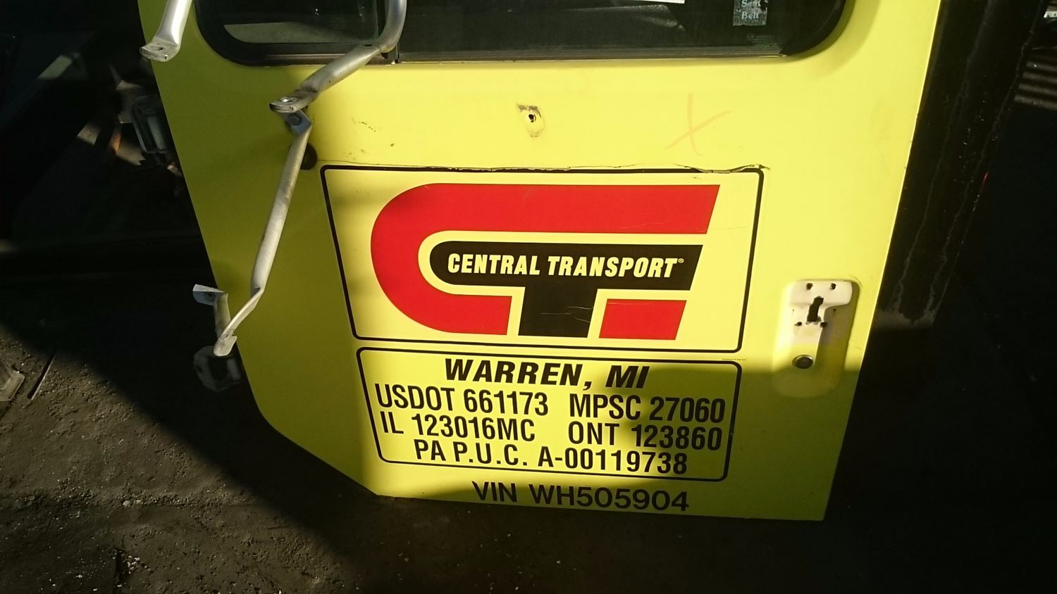 Used Parts for 1998 INTERNATIONAL 8100 for sale-59041800