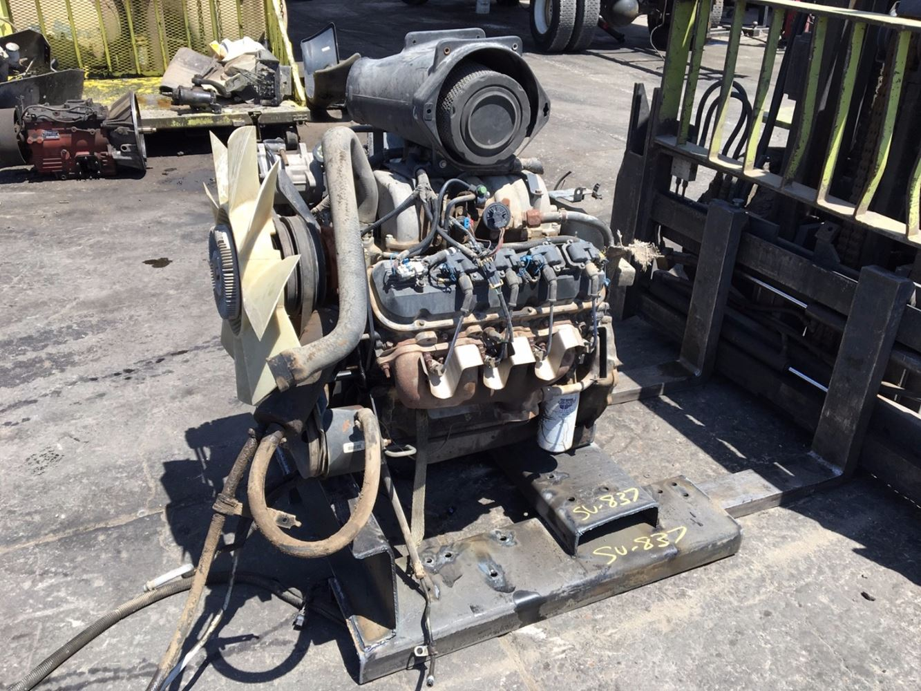 Used Parts for 1999 GMC C6500 for sale-59043723
