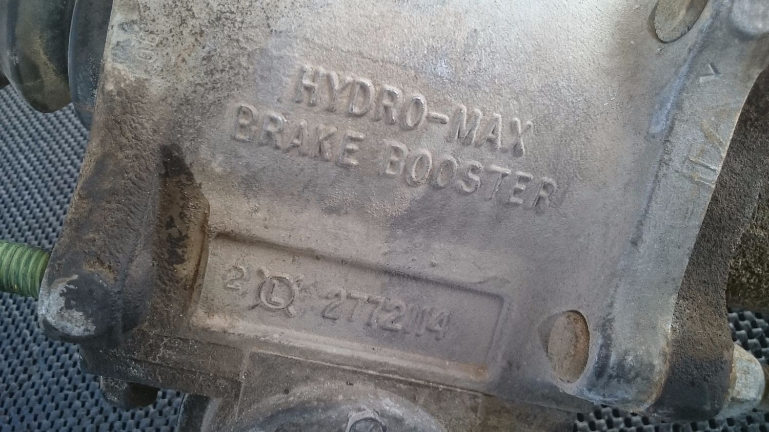 Used Parts for 1999 GMC C6500 for sale-59043753