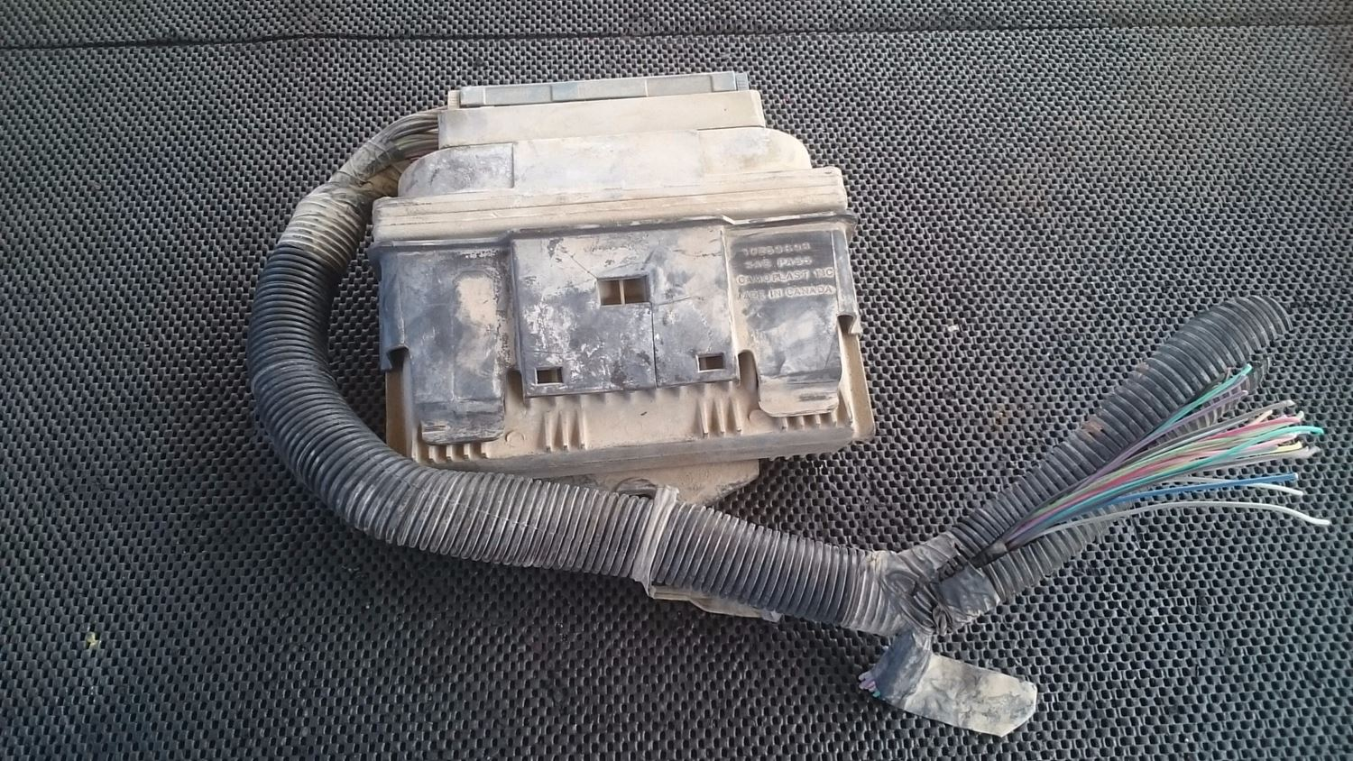 Used Parts for 1999 GMC C6500 for sale-59006769