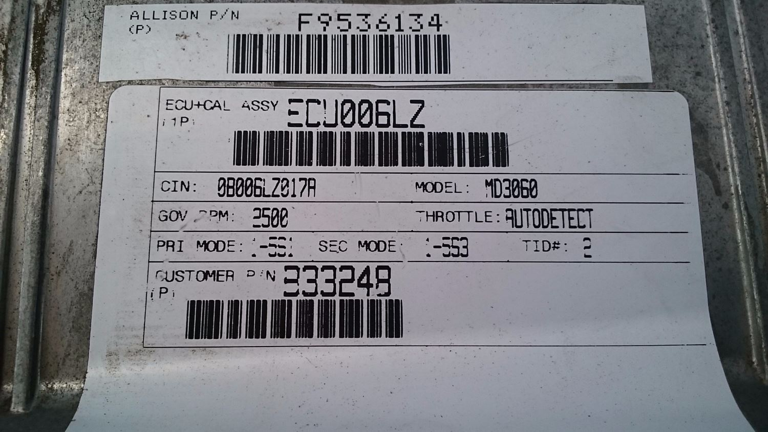 Used Parts for 2000 FREIGHTLINER FL70 for sale-58980153