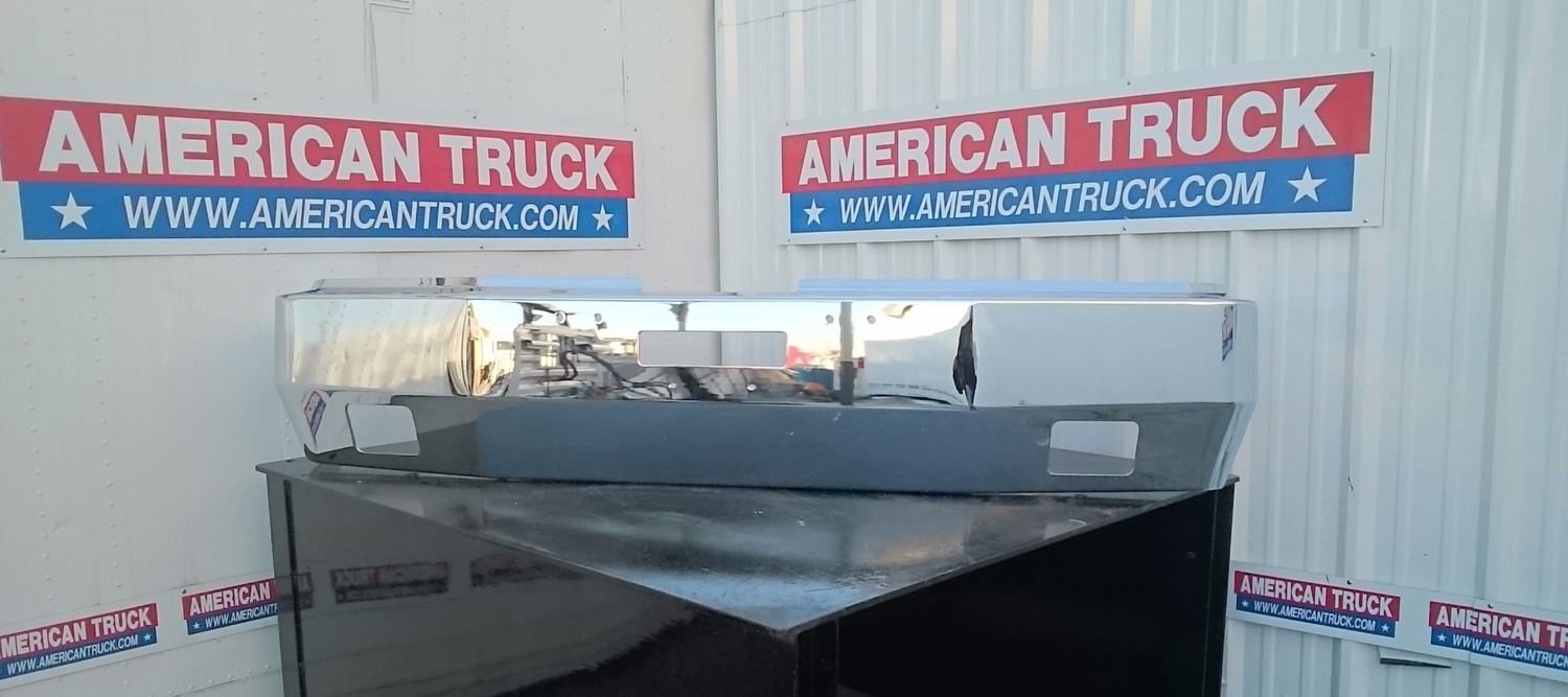 Chrome Bumpers For Fld 120 : Bumpers new and used parts american truck chrome