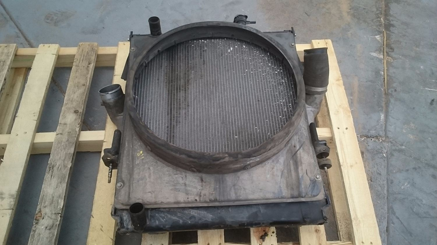 Used Parts for 2000 ISUZU NPR for sale-59043881