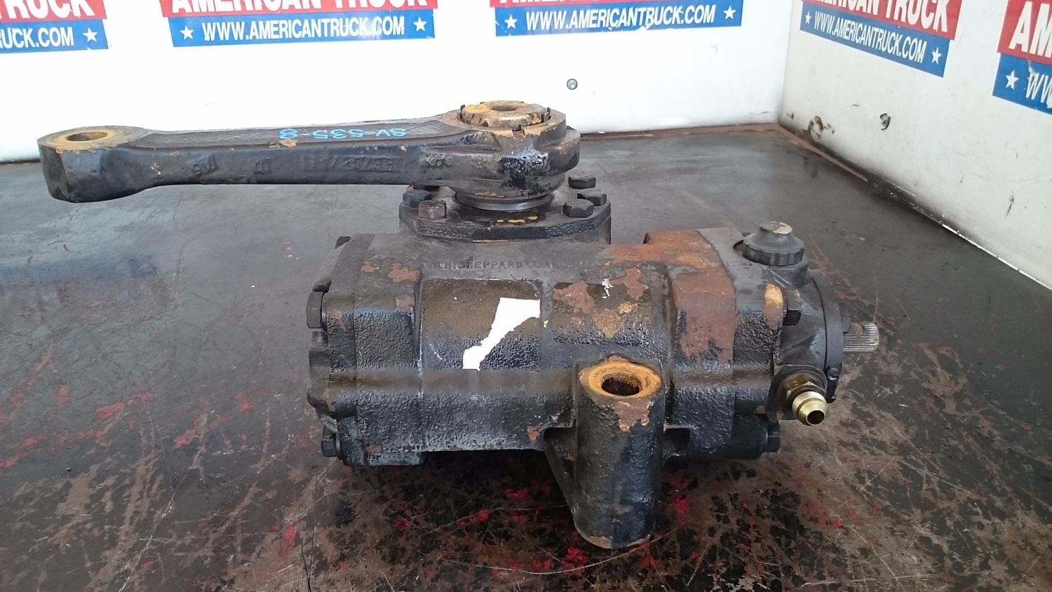 Used Steering & Steering Parts - Steering Gears for 2000 INTERNATIONAL 4900 for sale-59042944