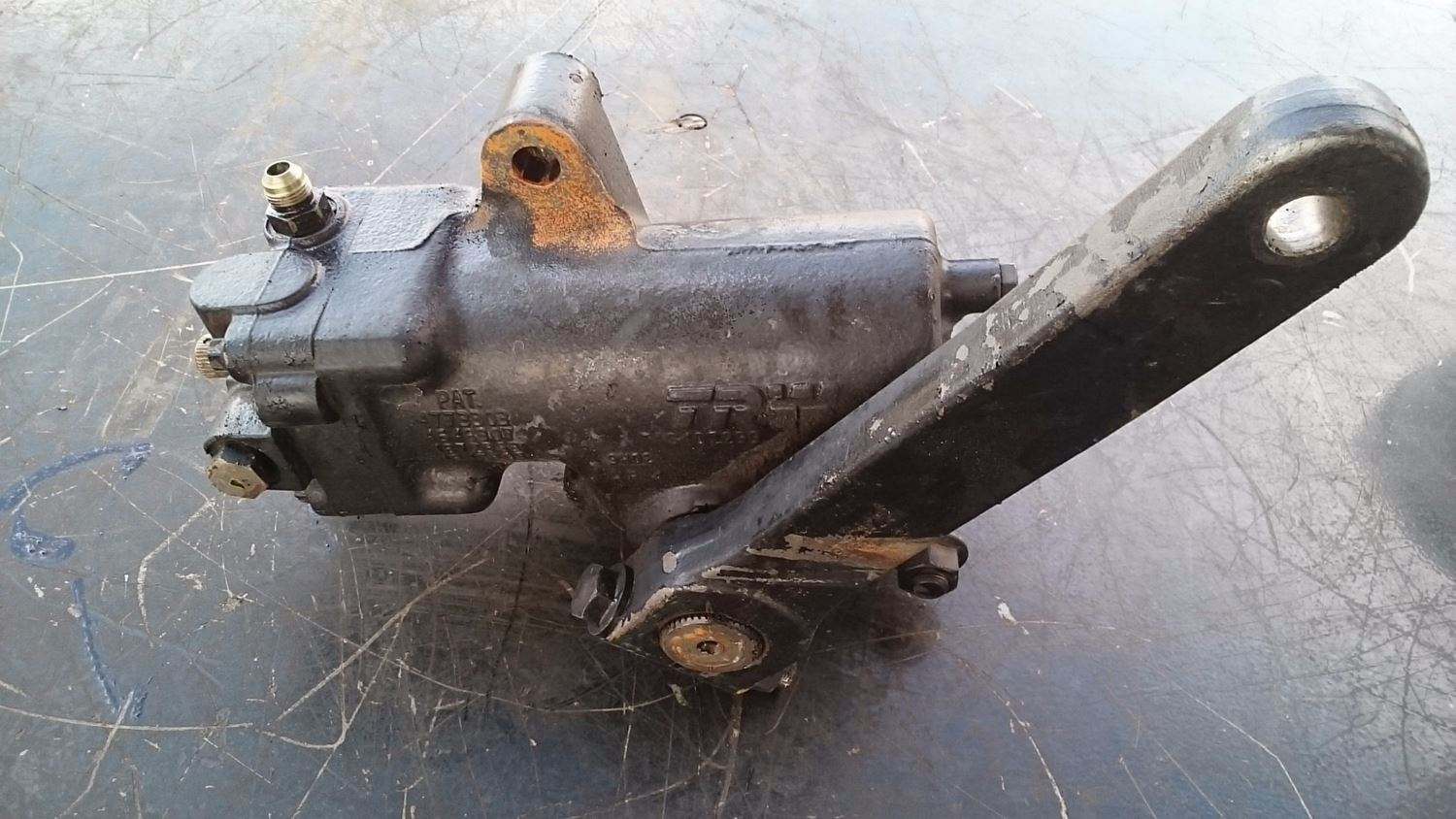 Used Steering & Steering Parts - Steering Gears for 2000 INTERNATIONAL 4700 for sale-59043595