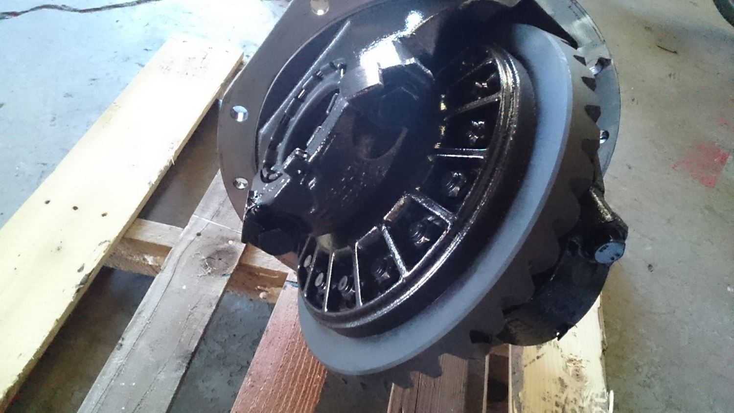 Used Parts for 2001 MACK CX 613 for sale-58977594