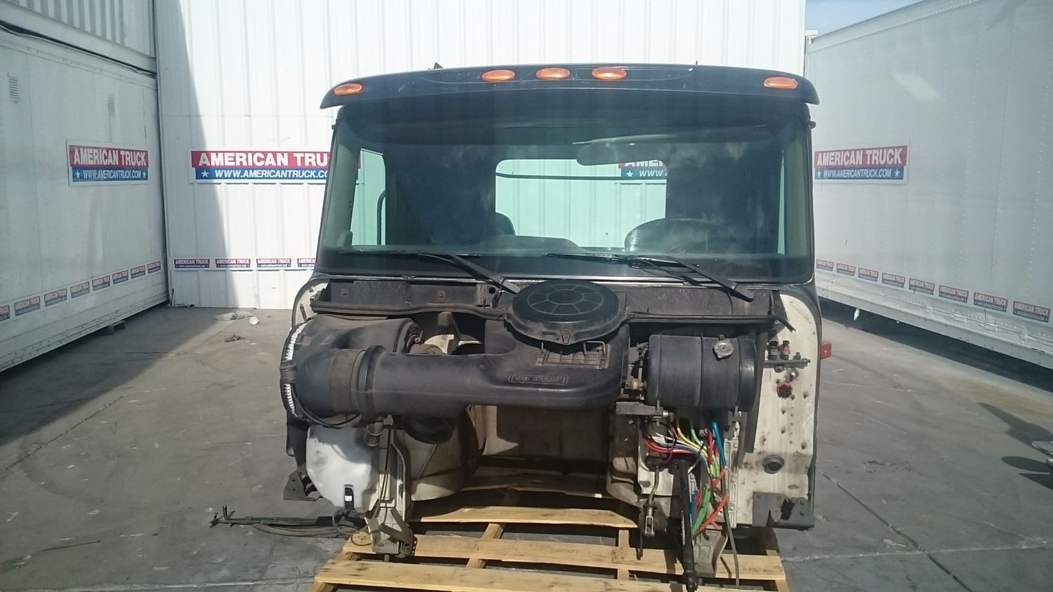Used Parts for 2001 INTERNATIONAL 9100I for sale-59042881