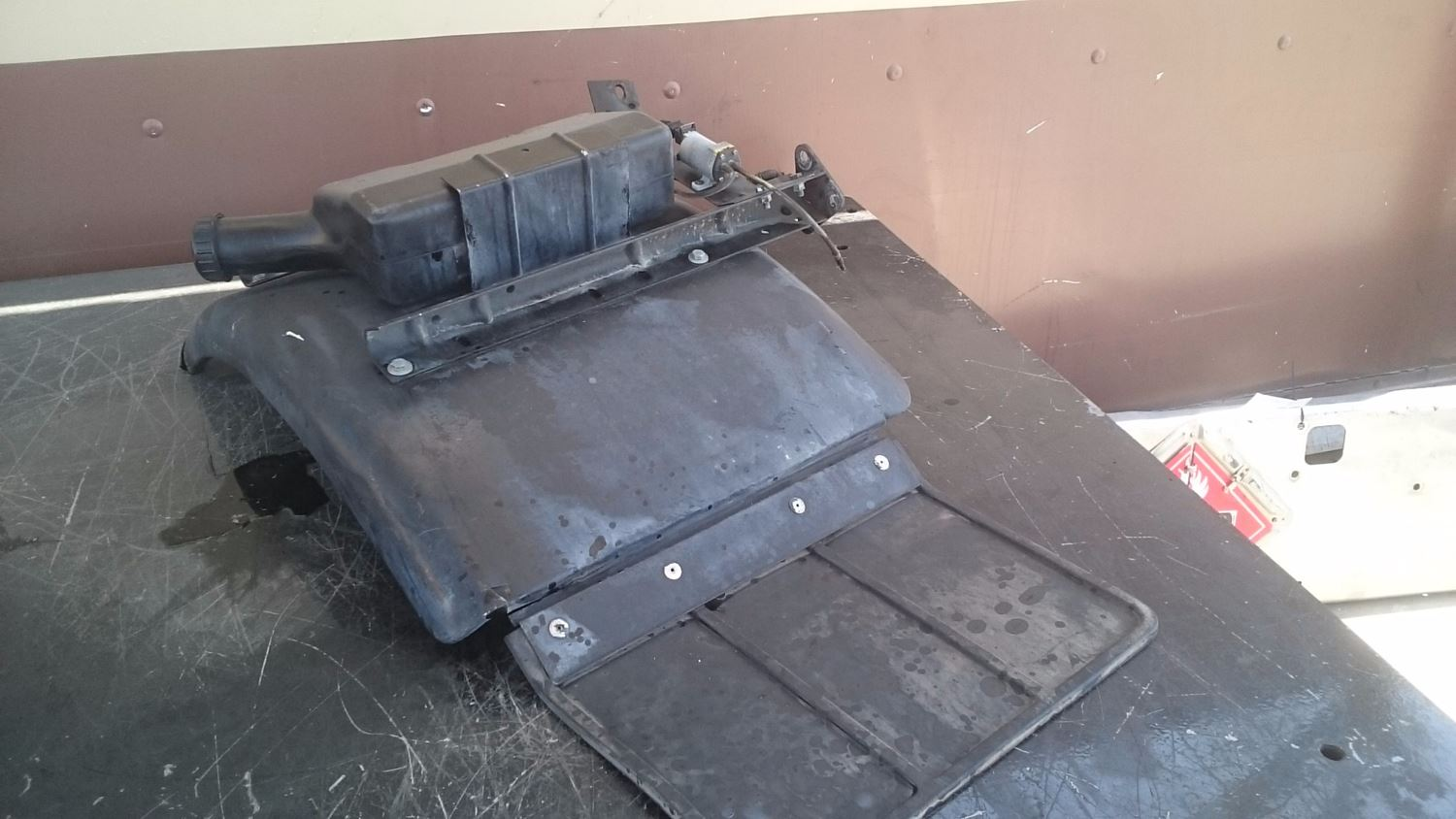 Used Parts for 2001 MACK MS200P for sale-58979604