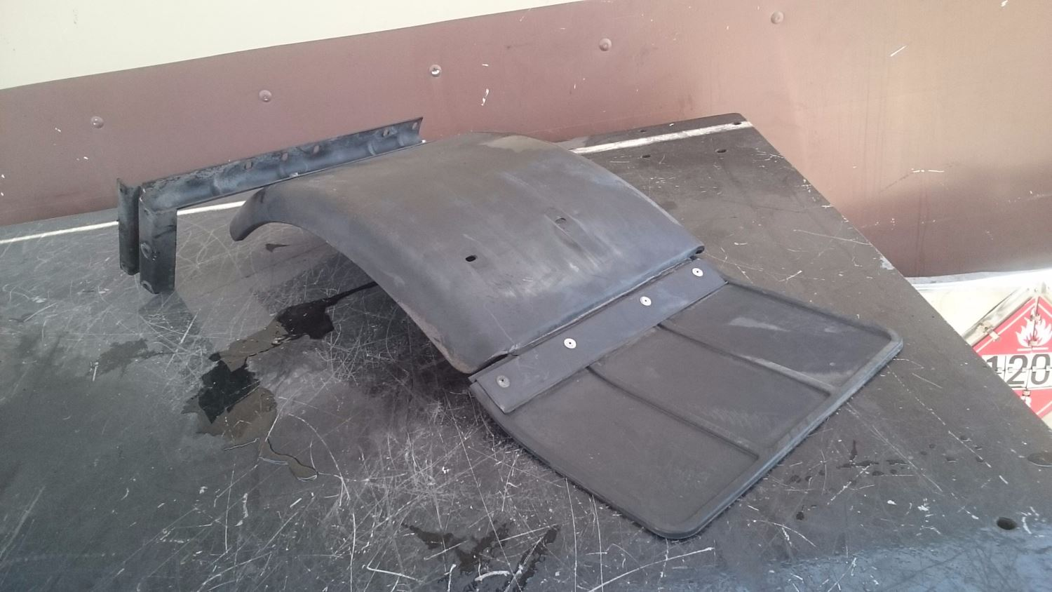 Used Parts for 2001 MACK MS200P for sale-58979605
