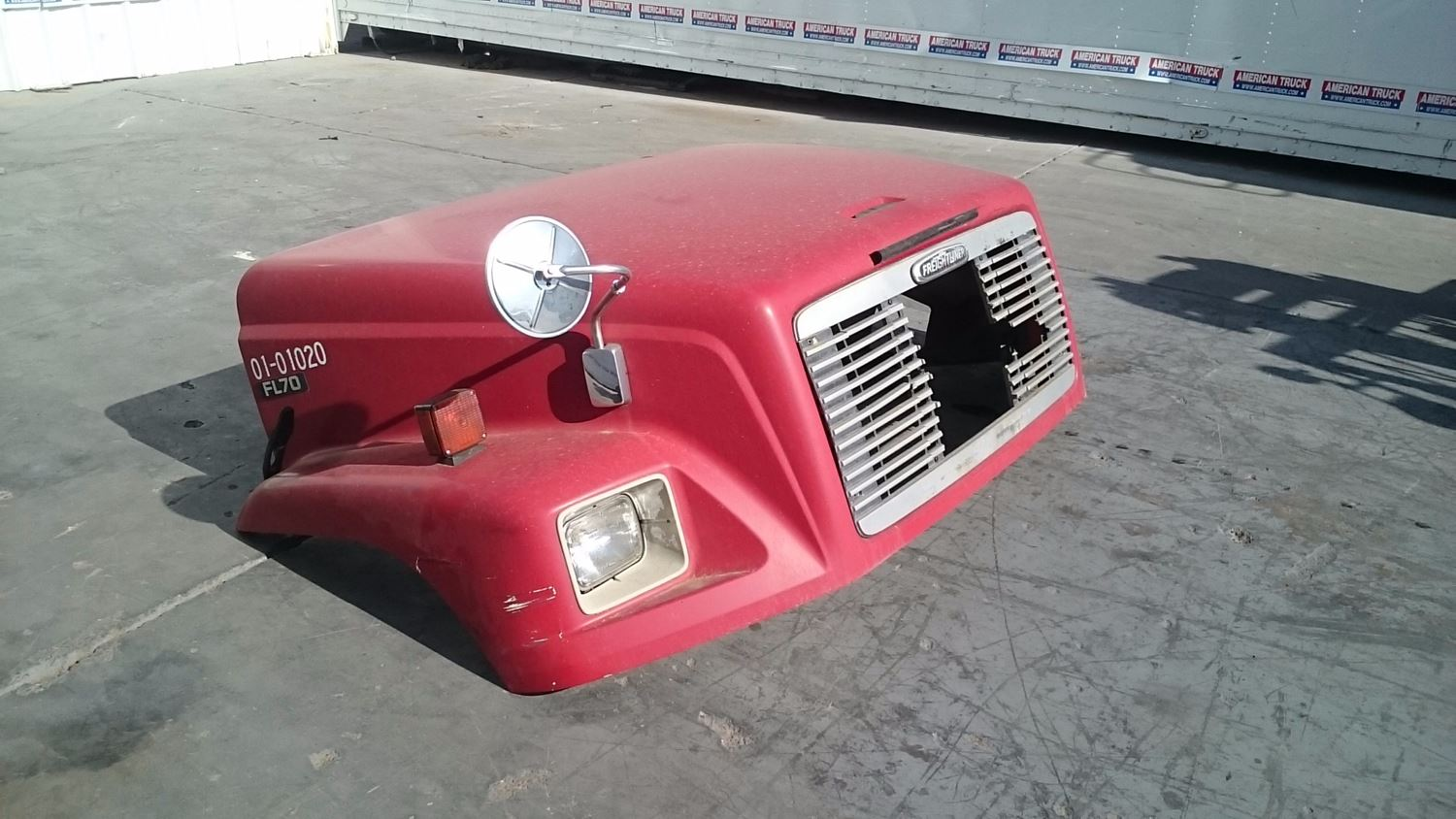 Used Parts for 2002 FREIGHTLINER FL70 for sale-59043497