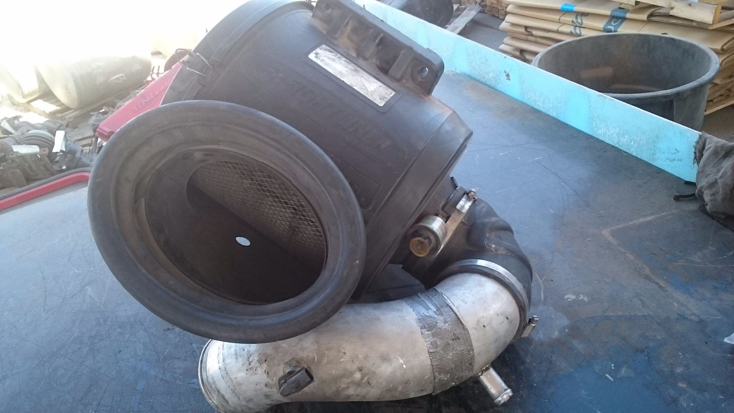 Used Parts for 2005 FREIGHTLINER CENTURY CLASS 120 for sale-59044297