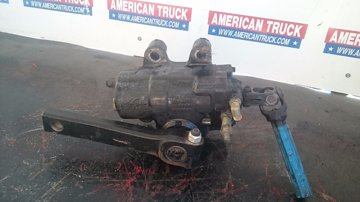 Used Steering & Steering Parts - Steering Gears for 2005 AUTOCAR OTHER for sale-59041573