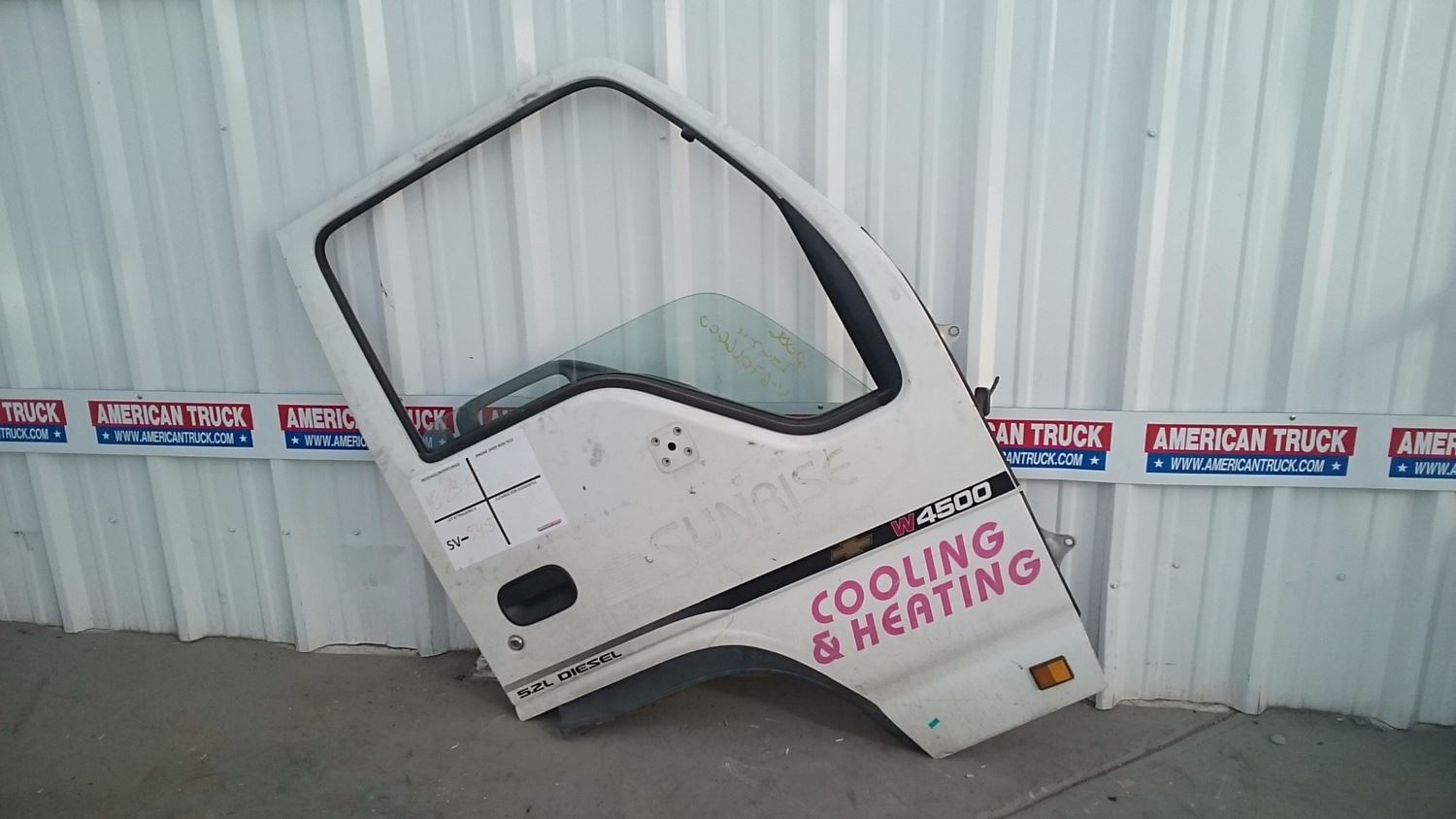 Used Parts for 2006 GM/CHEV (HD) 4500 for sale-59041334